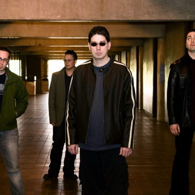 Promo photo for Visions Of Modern Life, 2008.