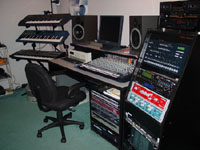 The Interface studio, early 2000's.